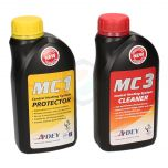 MC1 Protector & MC3 Cleaner - 500ml bottles - Twin Pack