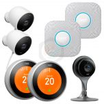Google Nest Home Security Pack 1