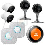 Google Nest Home Security Pack 2