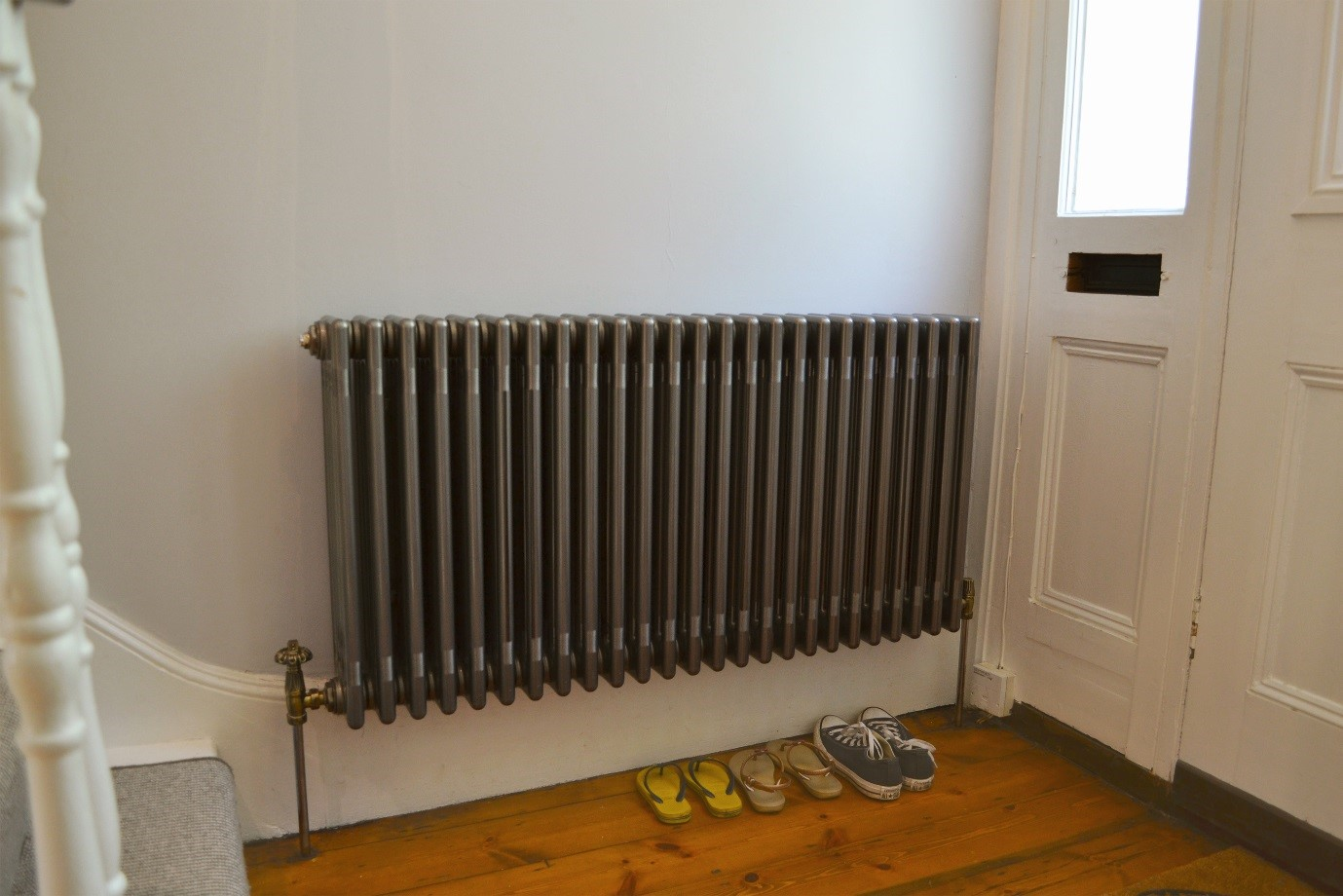 Modern Home Decor With Radiators For Each Room